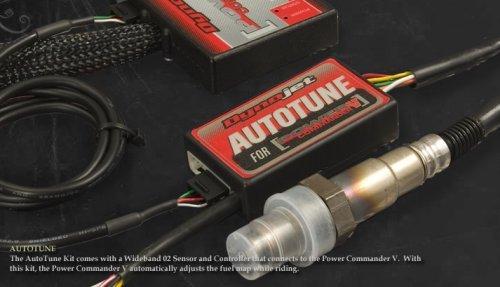 DYNOJET - HARLEY DAVIDSON - AUTOTUNE O2 CONTROLLER - POWER COMMANDER V - NEW 2009