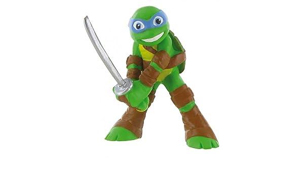 Figura Leo Tortugas Ninja: Amazon.es: Juguetes y juegos