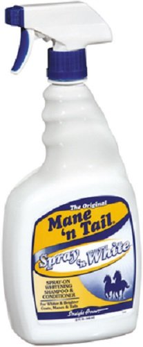The Original Mane 'n Tail Spray 'n White 32 fl oz Spray-On Shampoo Plus Conditioning