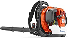 Husqvarna 360BT 65.6cc 2-Cycle Gas Backpack Leaf Blower (Certified Refurbished)