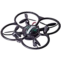 Owill YH-13HW 2.4G 4CH High Hold Mode RC Quadcopter Remote Controlled Four Axis Aircraft For Casual Life (Black)