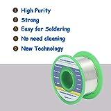Extra Thin Solder Wire Thin Gauge Solder Rosin Flux