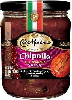 Casa Martinez Salsa Chipotle Fire Rstd