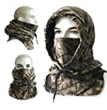 Tactical Balaclava Full Face Outdoor Sports Mask(puissant)