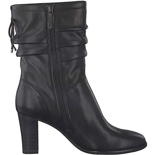 Noir Tamaris 1 Femme 25350 black 21 Botines qqfB4I