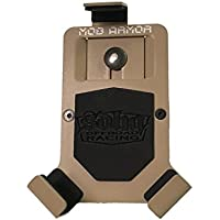 SDHQ Limited Edition Small Mob Mount Switch in Desert Tan Magnetic Phone Mount