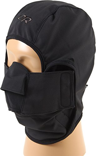 Outdoor Research Gorilla Balaclava Hat, Black, ()