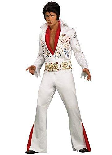 (Adult Grand Heritage Elvis Costume - Small)