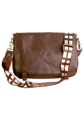 Comic Images Chewbacca Messenger Bag Doll Plush