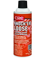 CRC Knock\'er Loose Penetrating Solvent, 13 oz Aerosol Can, R...