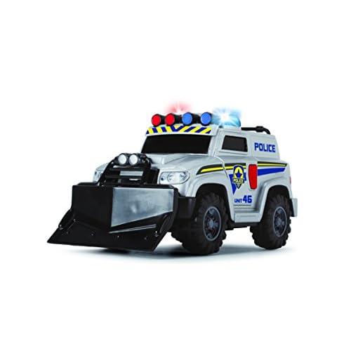 Dickie  Jouet de 203302001–Action Series voiture de police