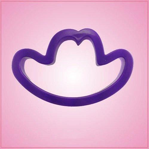 cowboy hat cookie cutter - 6