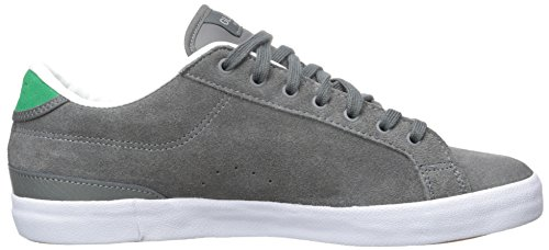 Globe Men's Status Skateboarding Shoe Charcoal/Green from china free shipping low price 1QVV6VR