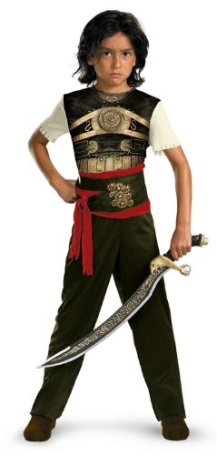 Prince of Persia Dastan Child Costume - Large (All Prince Of Persia Games For Pc)