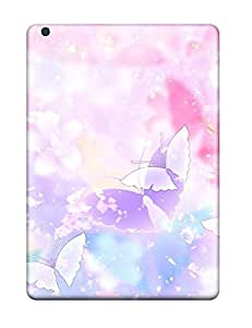 Ipad Air Case, Premium Protective Case With Awesome Look - Butterfly