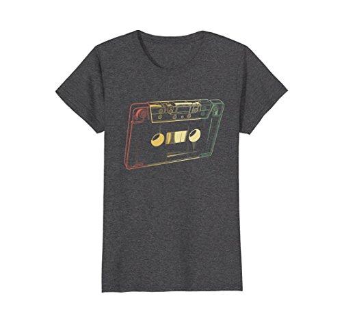 Retro Cassette T-shirt for Adults or Children. 5 colors