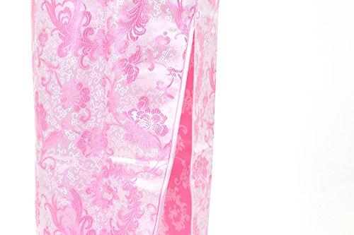 0a2114b37838f  サイズ選べる monoii チャイナ服 コスプレ ハロウィン 衣装 コスチューム チャイナドレス ロング ピンク 330