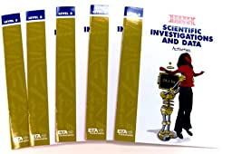 ETA hand2mind VersaTiles Scientific Investigations and Data Grade 5 Activity Book, Set of 5