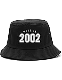 Made In 2002 And Kicking Ass Ever Since Year Bucket Hat