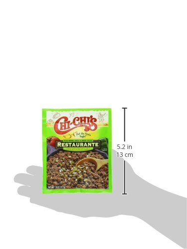 Chi-Chi's Restaurante Seasoning Mix, 0.78-Ounce Packages (Pack of 24) by Chi Chi's (Image #5)
