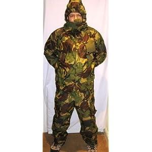 art-tackle-uk Combinaison de camouflage armée britannique – pour Femme et trusers. Idéal pour le Paintball, la pêche et les activités en plein air