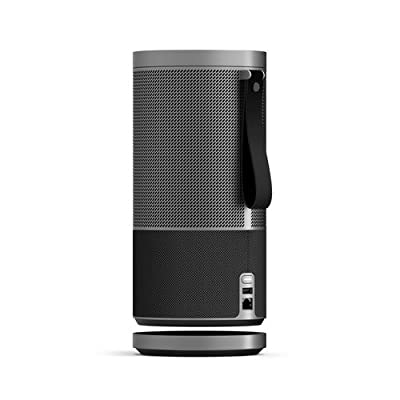 VIZIO SmartCast Crave 360 Multi-Room Wireless Speaker, Silver (SP50-D5)