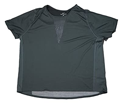 NIKE Women's Plus Size Zonal Cooling Athletic T-Shirt