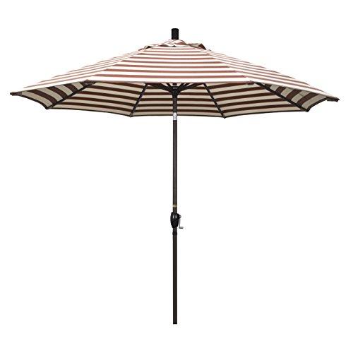 California Umbrella GSPT908117-F93 Pacific Trail Series Patio Umbrella