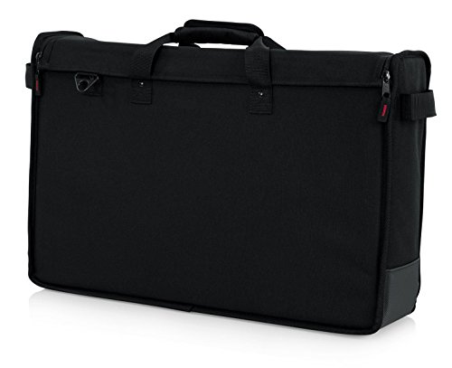 Gator Cases Padded Nylon Carry Tote Bag for Transporting LCD Screens, Monitors and TVs Between 19'' - 24''; (G-LCD-TOTE-SM) by Gator (Image #4)