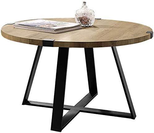 XINTONGDA Salón Comedor de Mesa pequeña Tabla pequeña Mesa de café ...