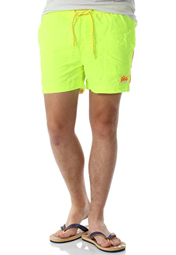 Jaune De Bain Maillots Volley Sous Vêtements Short Homme Superdry Beach amp; YpvBqn