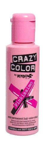 pinky color hair dye - 3