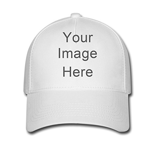Custom Personalized Adjustable Baseball Cap Design Photo or Message Print Hat - Personalized Hats