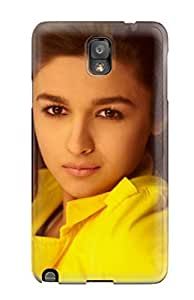 New Style CaseyKBrown Hard Case Cover For Galaxy Note 3- Alia Bhatt In Student Of The Year