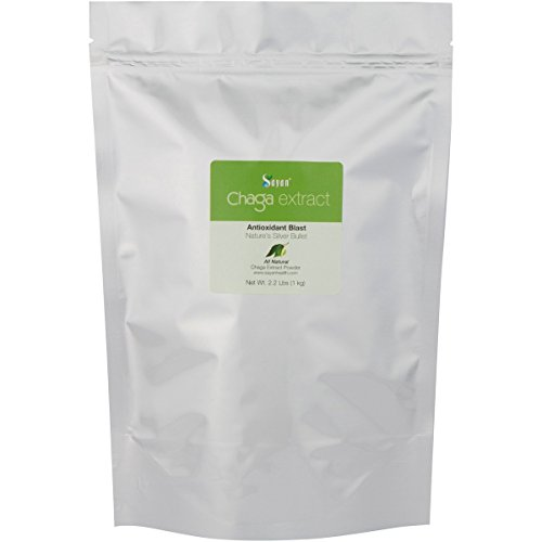 - Sayan Siberian Wild Forest Chaga Mushroom Extract Powder 2.2 Lb (1 kg) Organic Premium Antioxidant Booster Tea for Healthy Digestion, All Natural Inflammation Reduction + Immune System Health Support