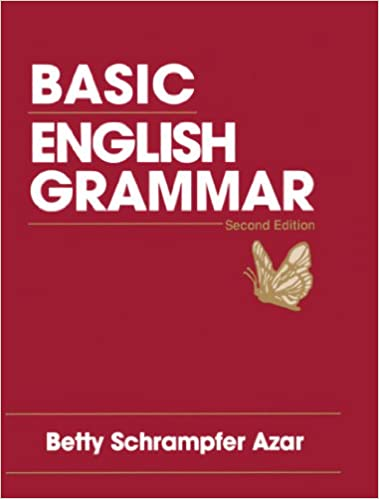 Basic English Grammar Red Azar Grammar Series Full Text Azar
