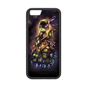 "Hjqi - Personalized Teenage Mutant Ninja Turtles Cover Case, Teenage Mutant Ninja Turtles Custom Case for iPhone6 Plus 5.5"""