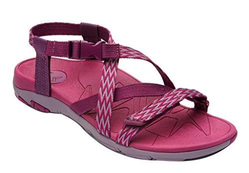 Vionic Womens Dorrin Backstrap Sandal Berry cheapest price online footlocker finishline cheap online 100% guaranteed sale online free shipping latest byqZN3wRa