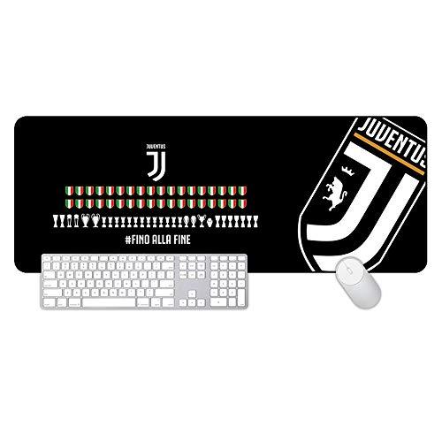 Juventus Real Madrid AC Milan Inter Milan Barcelona Large Mouse Pad Messi C Ronaldmar Gift Game Table Mat Football