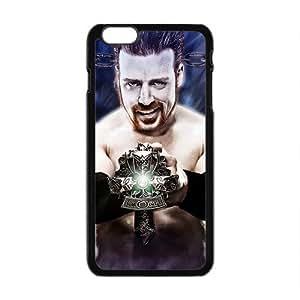 diy zhengHappy WWE World Wrestling Black Phone Case for iphone 5/5s