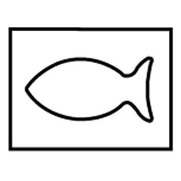 Elite Wahl Trend Professioneller Vorlage Einlage Fisch Vorlagen Fur