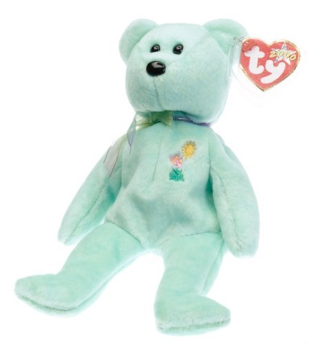 64386483f5f Image Unavailable. Image not available for. Color  TY Beanie Baby Ariel the  Bear ...