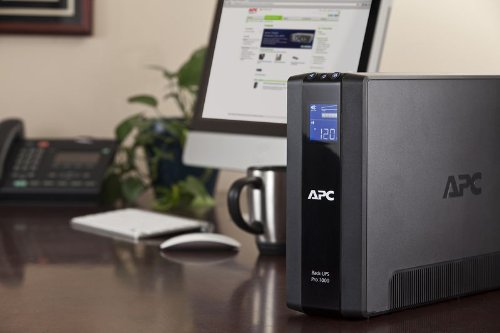 APC Back-UPS Pro 1000VA UPS Battery Backup & Surge Protector (BR1000G) by APC (Image #3)