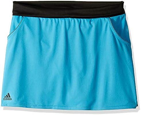 adidas Falda para niñas Club, niña, Color Shock Cyan, tamaño Large ...