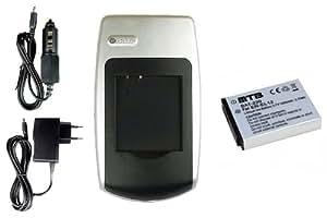 Batería + Cargador EN-EL12 para Nikon Coolpix S9100, S9200, S9300, S9400, S9500... - ver la descripción