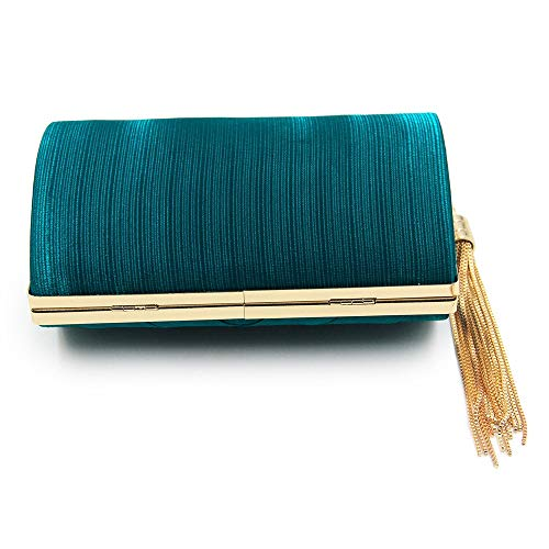 De La Pour Pochette Soie Avec Mariage Clutch Bag Bleu Soirée couleur Evening Pendentif Yyzcl Discothèque Noir En Femme fq7tYIP