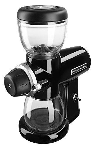 KitchenAid KCG0702OB Burr Coffee Grinder, Onyx Black by KitchenAid (Image #4)