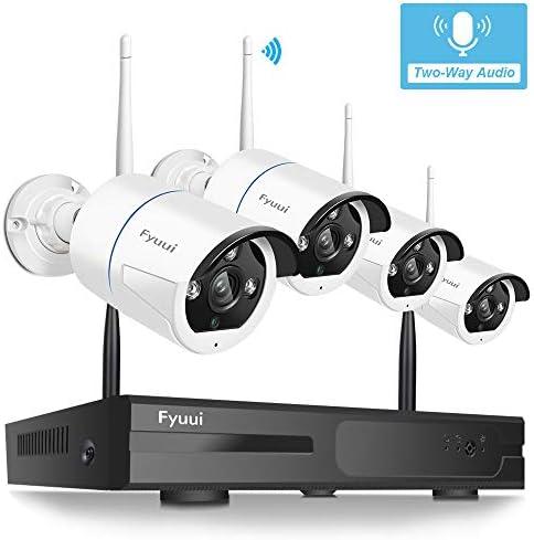 Security Fyuui Surveillance Megapixel 1920%C3%971080P product image