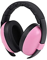 Baby Toddler Ear Muffs Hearing Protection 0-3 Years Newborn Kids Adjustable Noise Cancelling Reduction Earmuff Defender