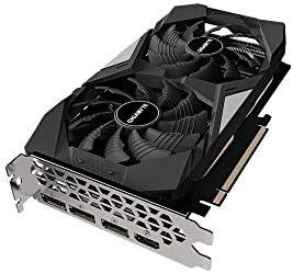 Gigabyte Carte Graphique Radeon RX 5500 XT OC 4 G, PCIe 4.0, GDDR5 128 Bits, GV-R55XTOC-4GD